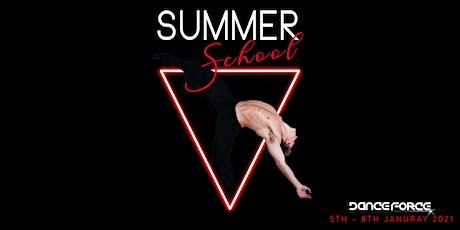 Summer School 2021 tickets