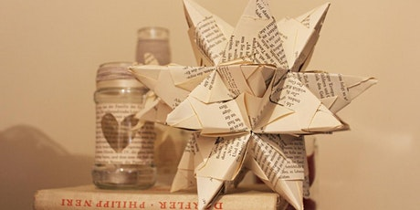 Recycled Books for Christmas Gifts tickets