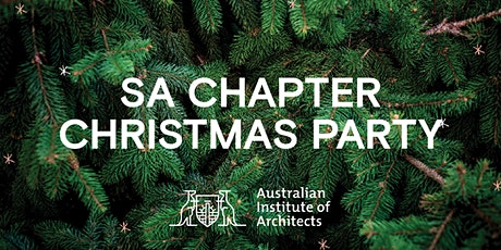 SA Chapter Christmas Party tickets
