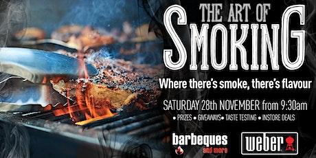 The Art of Smoking & BBQ tickets
