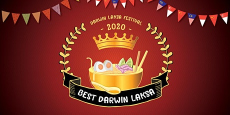 Darwin International Laksa Festival 2020 tickets