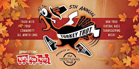 5th Annual Red Bluff VIRTUAL Turkey Trot tickets