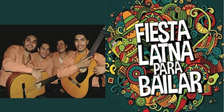 Los Bambinos Present LATIN FIESTA | Dinner and Show tickets