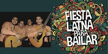 Los Bambinos Present LATIN FIESTA | Dinner and Show entradas