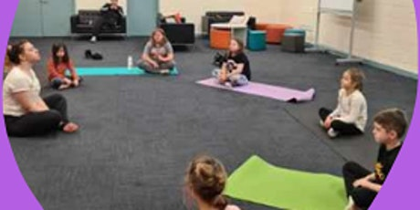 Yoga Storytime @ Cultural Centre Library tickets