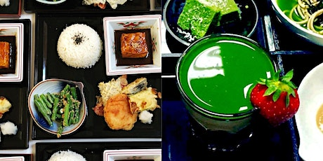 SIMPLY JAPANESE (INTENSIVE): BEGINNER + MATCHA tickets