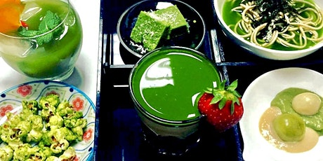 MATCHA LOVERS HIGH TEA COOKING CLASS tickets