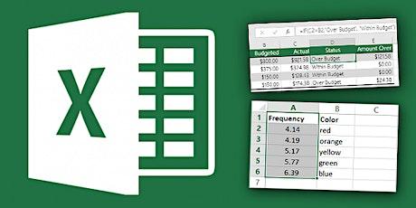 免費 - 全方位 Excel Functions (函數) 應用工作坊 (Cantonese Speaker) tickets