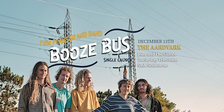 Finn Pearson 'Booze Bus' Single Launch tickets