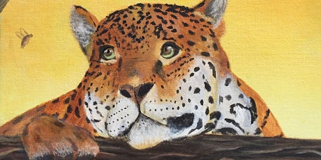 Safari Animals - Painting workshop for kids tickets