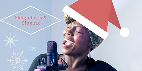 Sleigh bells & Singing - Online Group Singing Class tickets