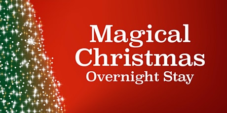 Magical Christmas overnight stay with festive entertainment at the AlonA tickets