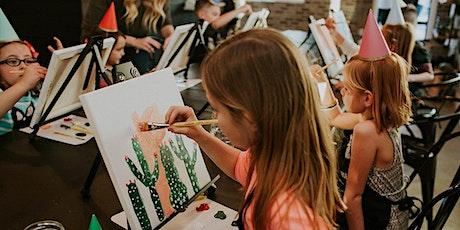 Kids Birthday Art Party tickets