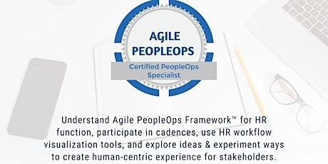 APF Certified PeopleOps Specialist™ (APF CPS™) | Jan 21-22, 2021 tickets