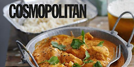 Easy Curry Night - Cosmopolitan Cookery Class tickets