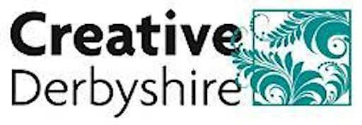 Creative Derbyshire logo