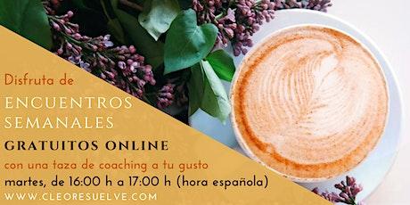 """Descubre los secretos del Coaching con: """"El Café de los Martes"""" (GRATUITO) entradas"""