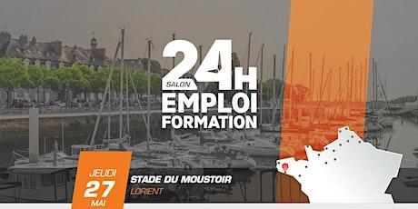 24 Heures pour l'Emploi et la Formation - Lorient 2021 billets