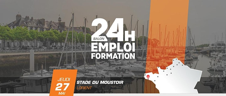 Image pour 24 Heures pour l'Emploi et la Formation - Lorient 2021