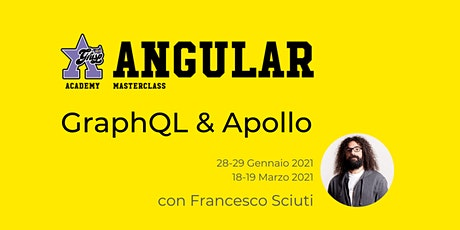GraphQL & Apollo [GrUSP Academy - Angular Masterclass]
