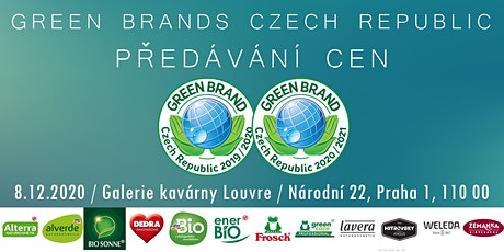GREEN BRANDS Czech Republic Předávání Cen 2020 tickets
