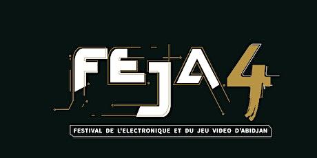 FEJA4 - Panel 3: Un circuit de tournois esports à travers l'Afrique tickets