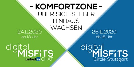 Digital Misfits Circle Stuttgart - 26.11.20 Tickets