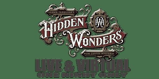 Hidden Wonders Speakeasy Magic Experience