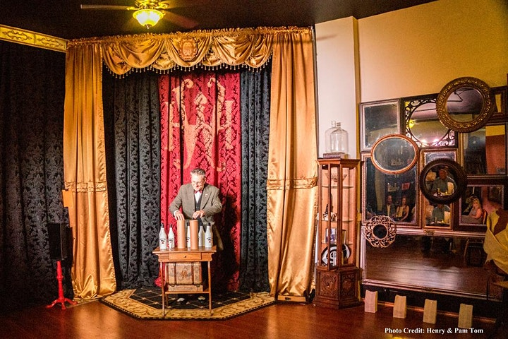 Hidden Wonders Speakeasy Magic Experience - VIRTUAL image