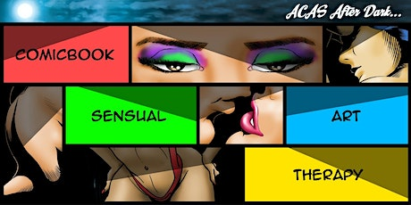 Comicbook Sensual Art Therapy Workshop tickets