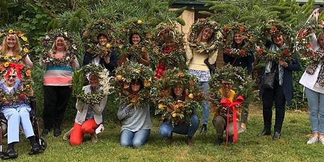 Christmas Wreath Making Workshop with Anna Loughnan  (Mornington Peninsula) tickets