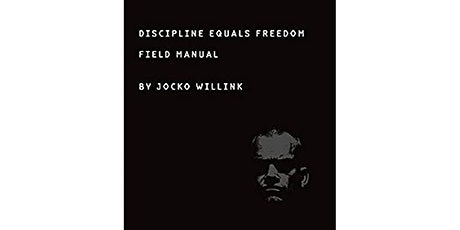 Book Review & Discussion : Discipline Equals Freedom tickets