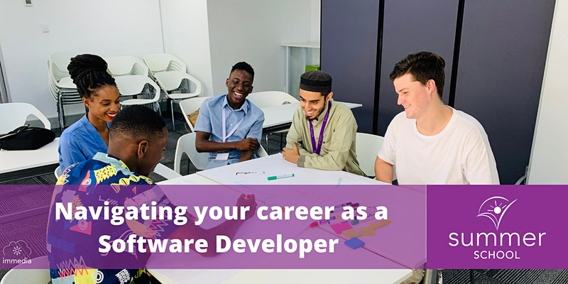 Summer School Open Night: Navigating your career as a Software Developer