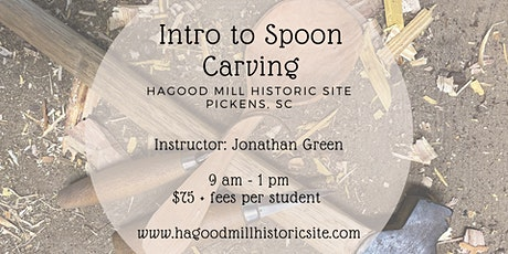 Intro to Spoon Carving tickets