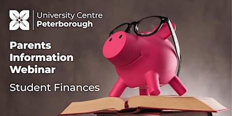 Parents Information Webinar - Student Finances tickets
