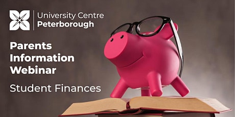 Parents Information Webinar - Student Finances billets