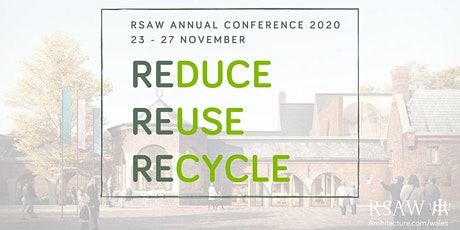 RSAW Annual Conference: Reduce Reuse Recycle tickets