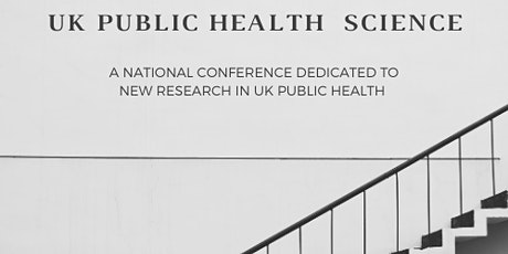 UK Public Health Science Early Career Researcher Event 2020 Tickets