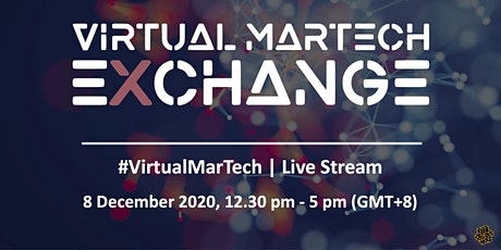 The Virtual MarTech Exchange Summit tickets