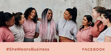 She Means Business: South West virtual festive networking tickets
