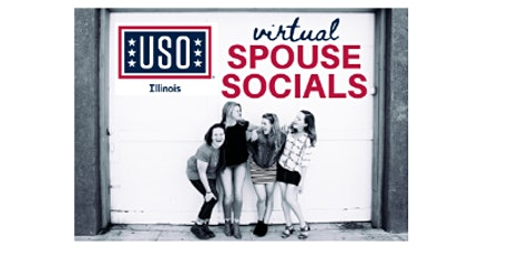 USO Spouse Socials: SNACK 'n CHAT tickets