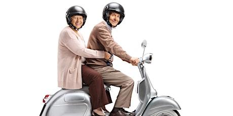 Anziani Generativi - buone prassi per l'invecchiamento attivo biglietti
