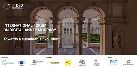 International Forum on Digital and Democracy tickets