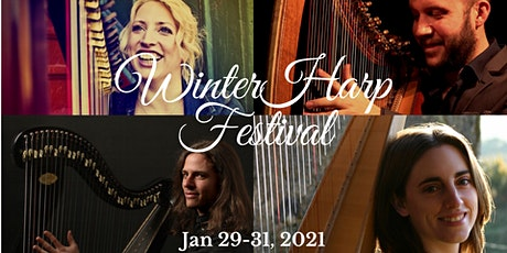 Winter Harp Festival (online) tickets