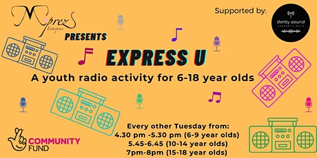 Express U (Youth Radio) tickets