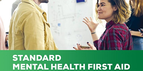 FREE STANDARD  MENTAL HEALTH FIRST AID TRAINING tickets