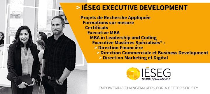 Image pour Executive MBA - Réunion d'information