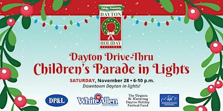 Dayton Drive-Thru Children's Parade in Lights tickets