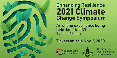 The 2021 Kingston Climate Change Symposium tickets