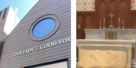 Our Lady of Good Voyage Weekday 12:10pm Mass tickets